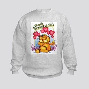 Totally Irresistible! Kids Sweatshirt