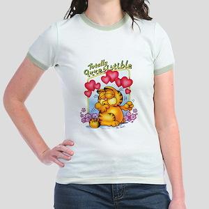 Totally Irresistible! Jr. Ringer T-Shirt