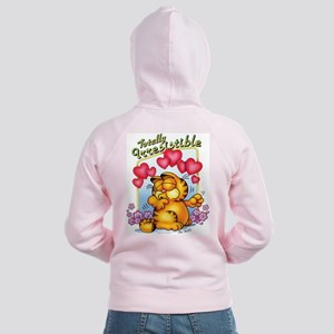 Totally Irresistible! Women's Zip Hoodie