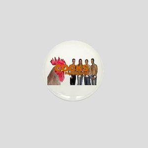 Cocks Restaurant Mini Button