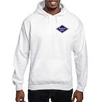Reading Railroad Lines Hooded Sweatshirt