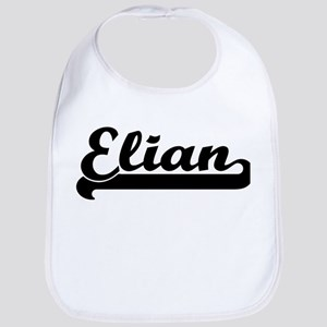 Black jersey: Elian Bib