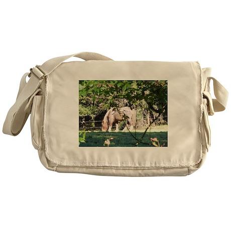 Breton Horse Messenger Bag