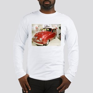 Crosley Car Long Sleeve T-Shirt