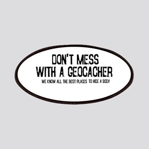 Dont Mess with a Geocacher Patches
