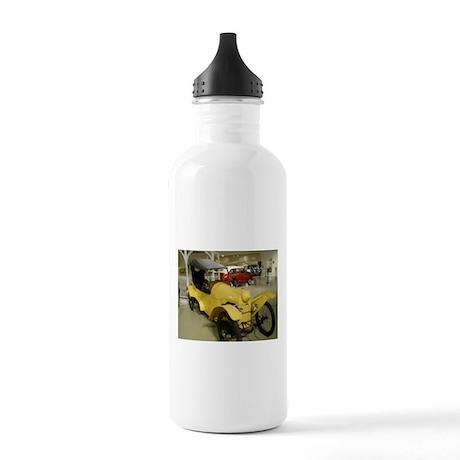 1914 Rocket Car Stainless Water Bottle 1.0L