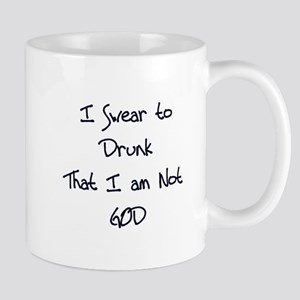 Swear to Drunk Mug