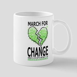 March For Change Mug
