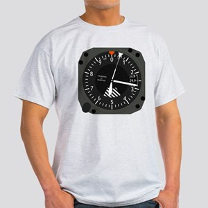 Mile High Altimeter Light T-Shirt