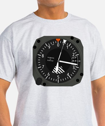 Mile High Altimeter T-Shirt
