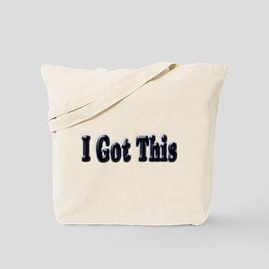 I got this. Tote Bag