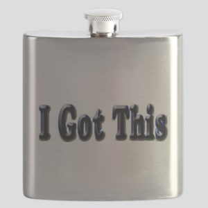 I got this. Flask