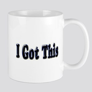 I got this. Mug