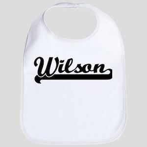 Black jersey: Wilson Bib