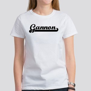 Black jersey: Gannon Women's T-Shirt