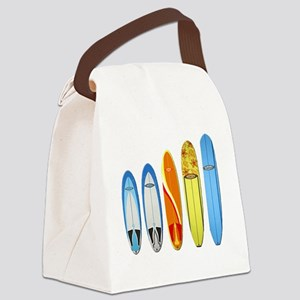 Surf Canvas Lunch Bag