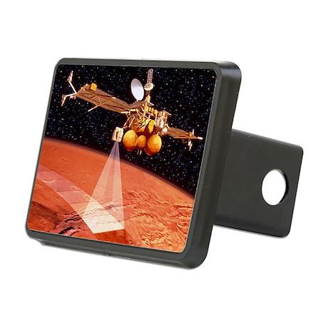 Artist's impression of Mars 96 Orbiter surveying -