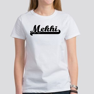 Black jersey: Mekhi Women's T-Shirt