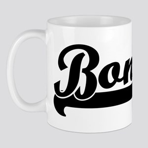 Black jersey: Bono Mug