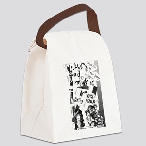 Cedars New Wave Wicked Canvas Lunch Bag
