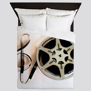 Reel and Clef Film Music Design2 Queen Duvet