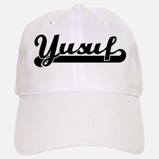 Black jersey: Yusuf Baseball Baseball Cap