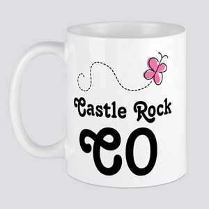 Castle Rock Colorado Mug