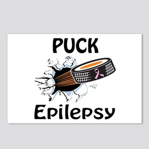 Puck Epilepsy Postcards (Package of 8)