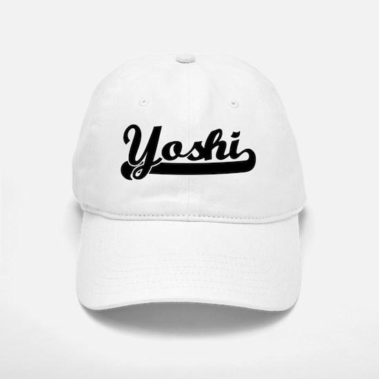 Black jersey: Yoshi Baseball Baseball Cap