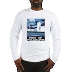 Port Of Philadelphia Long Sleeve T-Shirt