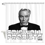 Criswell Predicts Shower Curtain