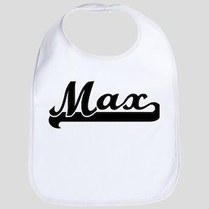 Black jersey: Max Bib