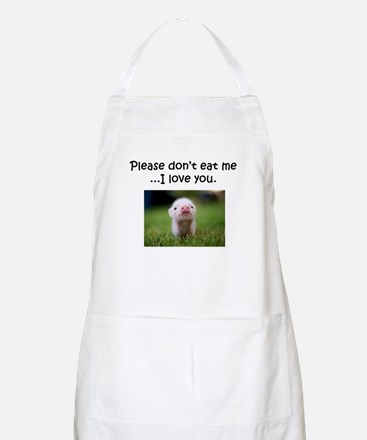Dont Eat Me Apron
