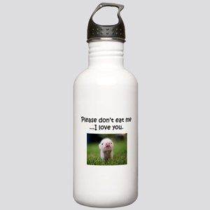 Dont Eat Me Stainless Water Bottle 1.0L