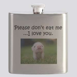 Dont Eat Me Flask