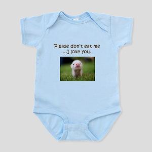 Dont Eat Me Infant Bodysuit