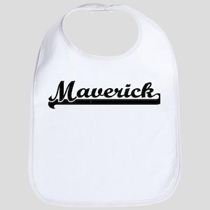 Black jersey: Maverick Bib