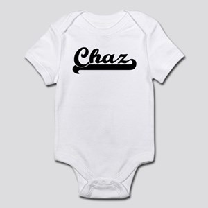Black jersey: Chaz Infant Bodysuit
