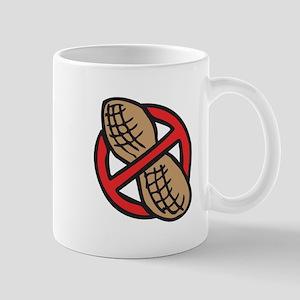 No Peanuts! Mug