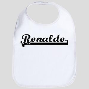 Black jersey: Ronaldo Bib