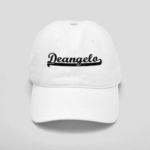 Black jersey: Deangelo Cap
