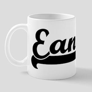 Black jersey: Ean Mug