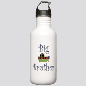 Big Brother Cute Boat Stainless Water Bottle 1.0L