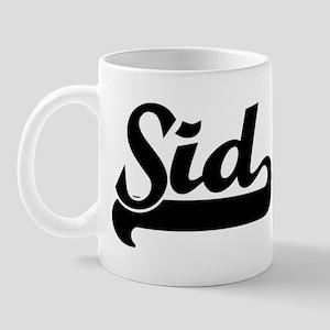 Black jersey: Sid Mug