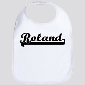 Black jersey: Roland Bib