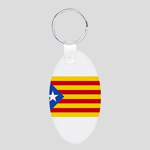 LEstelada Blava Catalan Independence Flag Aluminum
