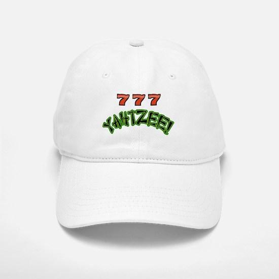 777 Yahtzee Baseball Baseball Cap