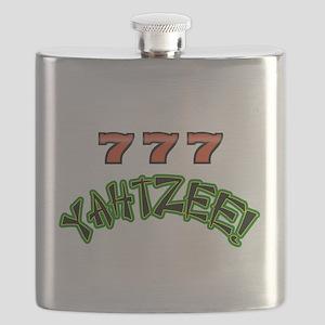 777 Yahtzee Flask