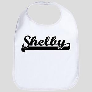 Black jersey: Shelby Bib