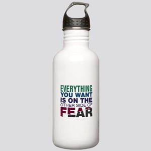 Other Side of Fear Stainless Water Bottle 1.0L